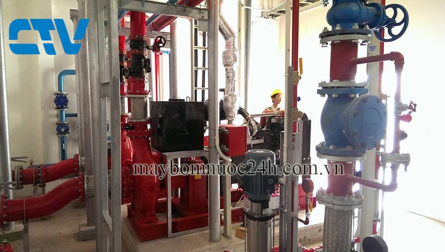 Biến tần là gì? Ứng dụng biến tần trong hệ thống máy bơm nước