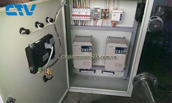 Cung cấp tủ điện điều khiển và bảo vệ máy bơm nước