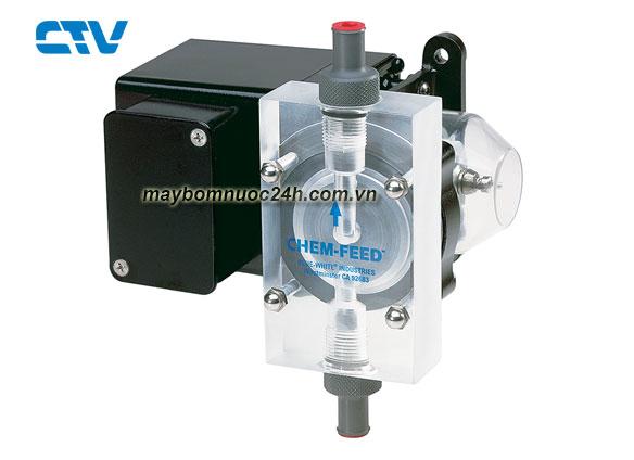 Đại lý phân phối máy bơm định lượng hóa chất tại Hà Nội