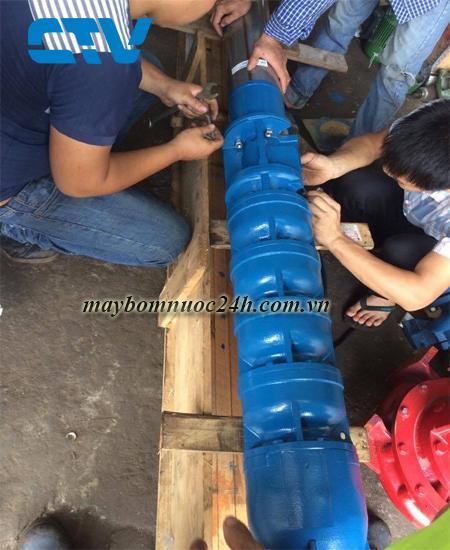 Một số sự cố thường gặp phải của các máy bơm giếng khoan và cách khắc phục